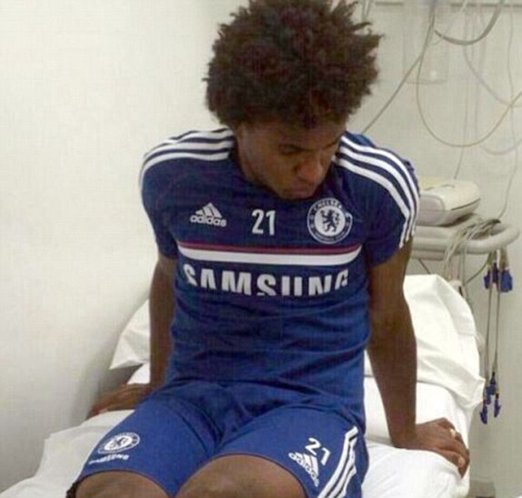 willian medical chelsea