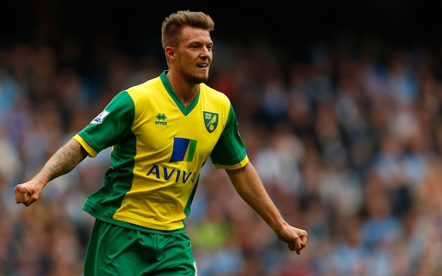 Newcastle tracking Norwich winger Anthony Pilkington ahead of possible January move