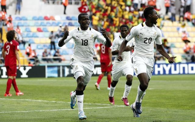 Asante Kotoko midfielder Michael Anaba joins La Liga side Elche
