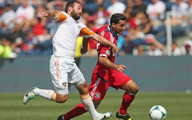MLS Highlights: Late Houston Dynamo leveller dents Chicago Fire play-off hopes