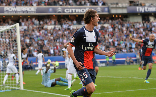 Adrien Rabiot PSG Paris Saint-Germain