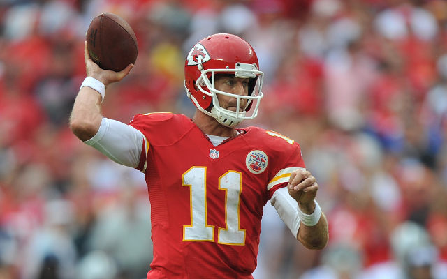 NFL London: Alex Smith & Kansas City Chiefs skewer Detroit Lions in 45-10 win (video)