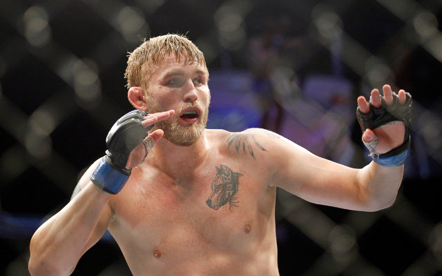 Alexander Gustafsson now adding hard work to his natural talent