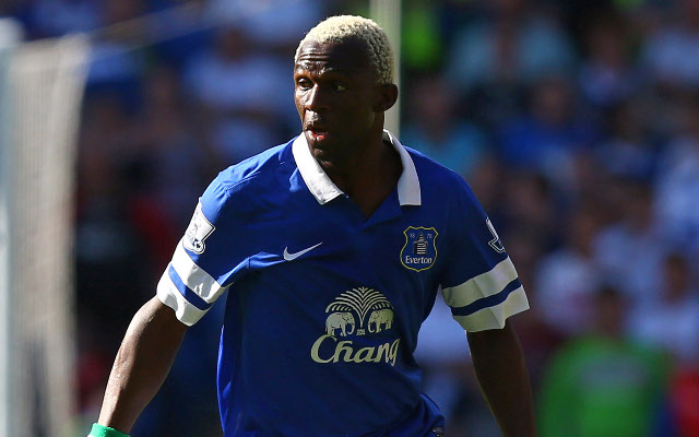 (Video) Everton demolish Sunderland with Arouna Kone bagging a stunning hat-trick