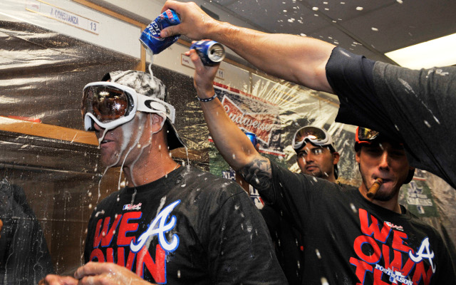 Atlanta Braves and Oakland A's lock up MLB division titles – just