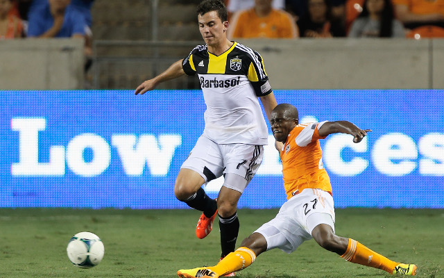 Columbus Crew vs Houston Dynamo match highlights