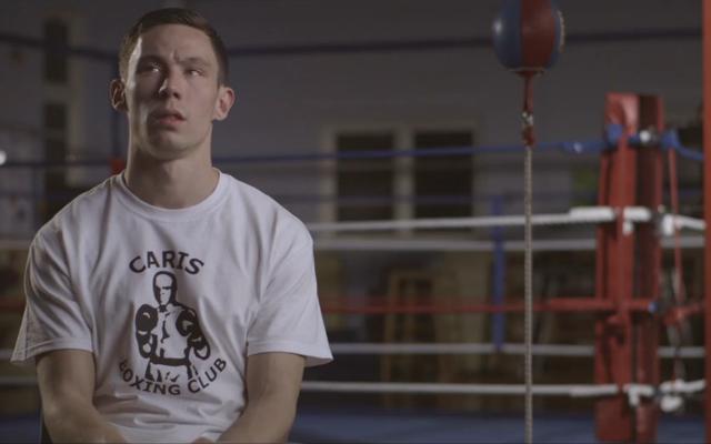 (Video) Caris Boxing Club: Jason Rock's incredibly powerful story
