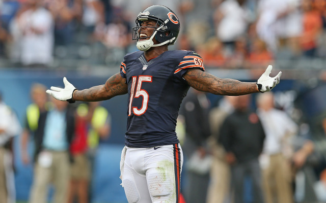 Chicago Bears reportedly shopping Pro Bowl WR Brandon Marshall
