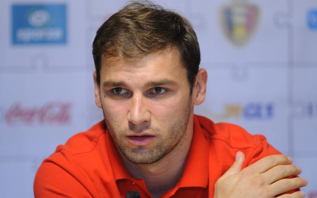 Branislav Ivanovic Serbia