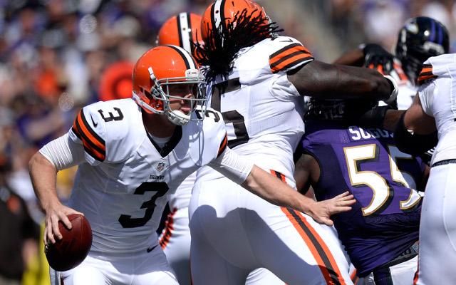 Cleveland quarterback Brandon Weedon to skip surgery