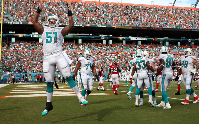 Miami Dolphins continue their hot start to the NFL season