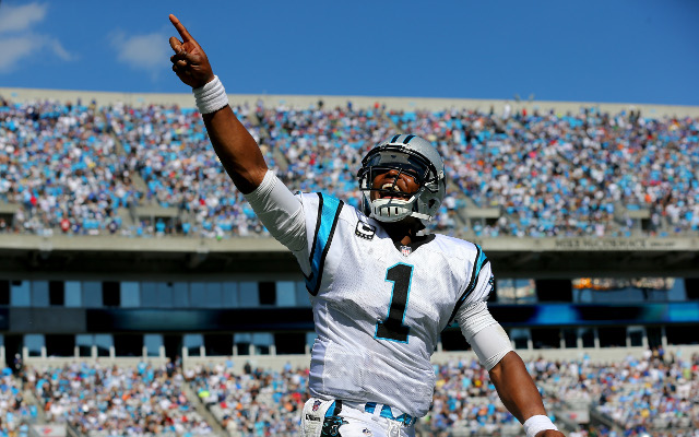 Carolina Panthers QB Newton practicing, DE Hardy absent