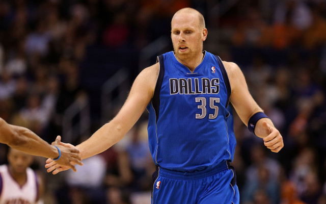 Chris Kaman better at pick-and-roll than Dwight Howard