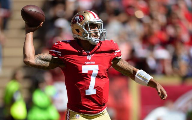 "NFL news: San Francisco 49ers quarterback Colin Kaepernick ""has another gear"" says coach"