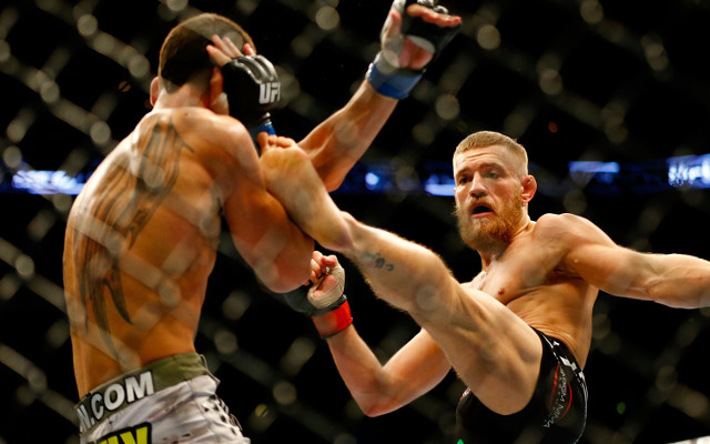 Conor McGregor flashes the cash in Twitter Q and A