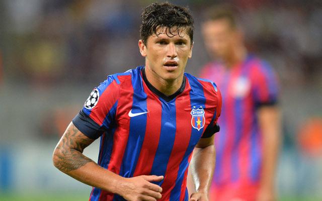 Cristian Tanase Steaua Bucharest