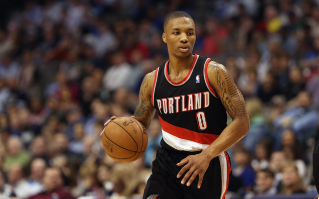 (Video) Damien Lillard talks up his second NBA season