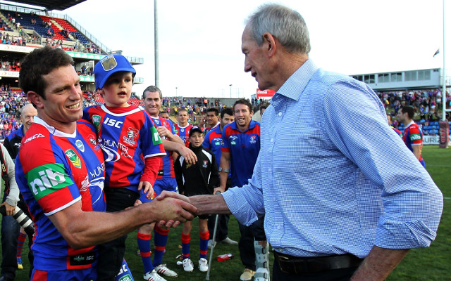 Newcastle Knights humble the Parramatta Eels by 48 points