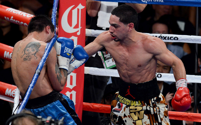 Danny Garcia retains super lightweight titles against Lucas Matthysses