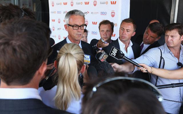 British footballers caught in match-fixing probe in Australia