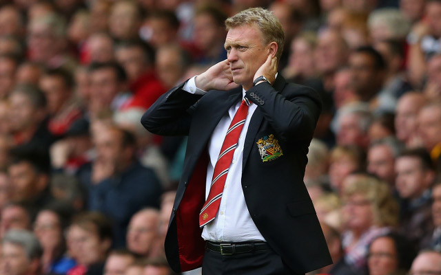 'If you were David Moyes, you'd already be sacked!' claims Liverpool legend in Man United trolling session!