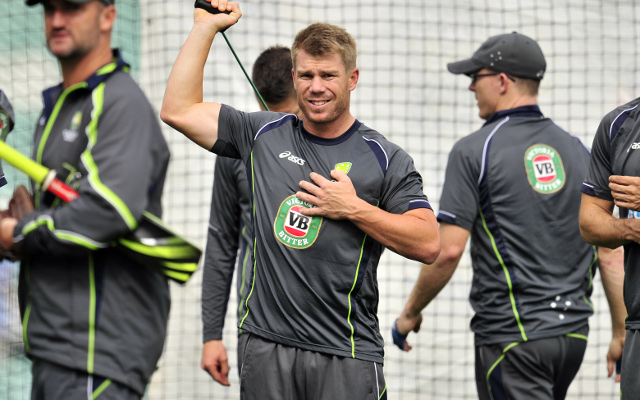 Australian captain says David Warner will bounce back to form