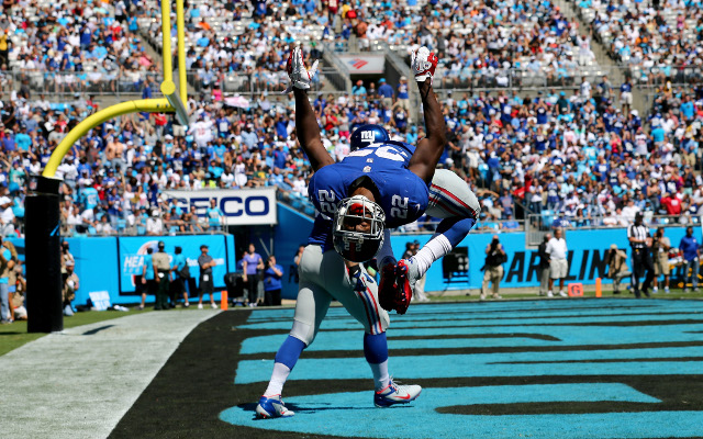 New York Giants expect David Wilson to be ready for 2014