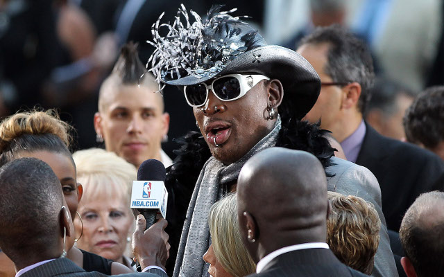 Dennis Rodman says sorry for 'drunken' rant over North Korean detainee