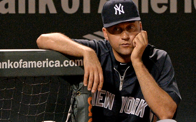 Derek Jeter to finish his MLB season on disabled list