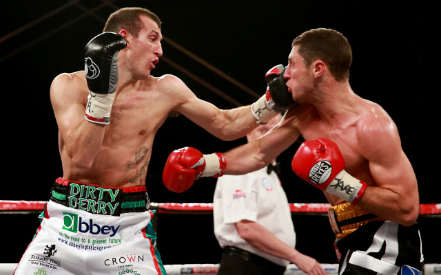 Private: Derry Matthews v Curtis Woodhouse: Boxing preview, live streaming