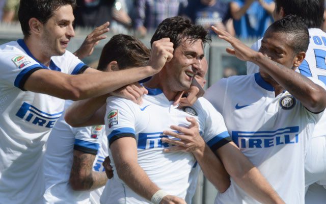 Inter Milan striker Diego Milito picks Scudetto contenders