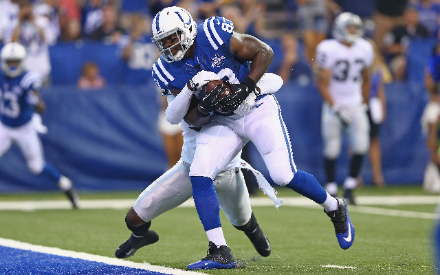 Indianapolis Colts downgrade Dwayne Allen to doubtful