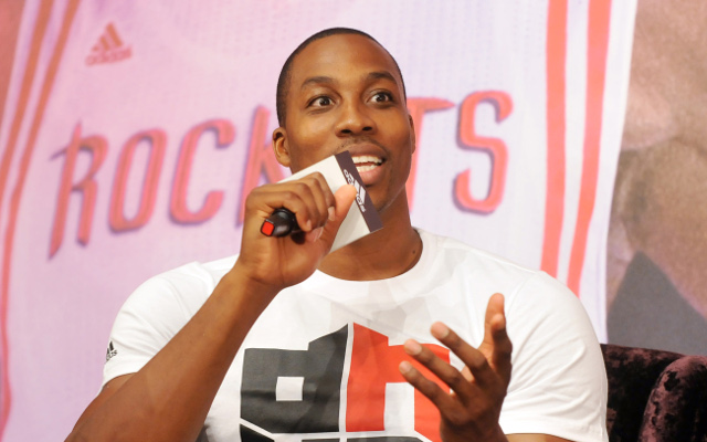 "NBA news: Dwight Howard says he's ""still a champion"" even after Houston Rockets elimination"