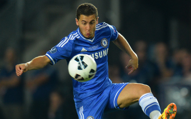 Chelsea ace Eden Hazard reveals top 5 favourite players – including Arsenal legend