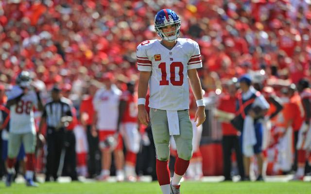NFL Week 15: New York Giants defeat Washington Redskins, 24-13