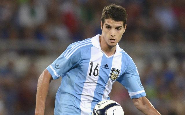 Erik Lamela Argentina