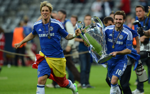 Torres has justified £50m price-tag says Chelsea ace Mata