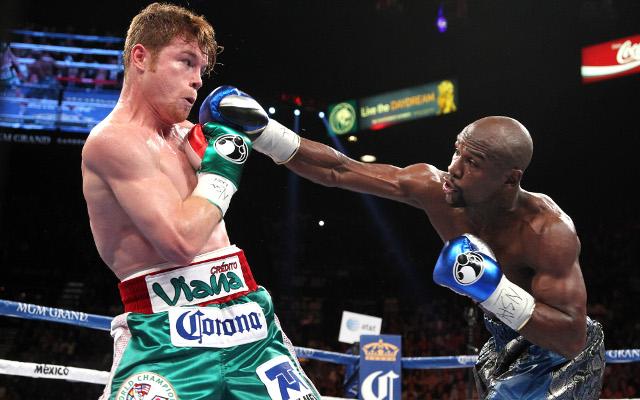 Floyd Mayweather earns easy decision victory over Saul Alvarez
