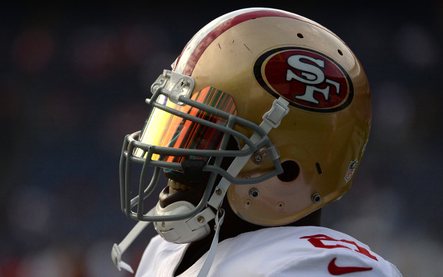 San Francisco 49ers RB Frank Gore to play Saturday night despite concussion