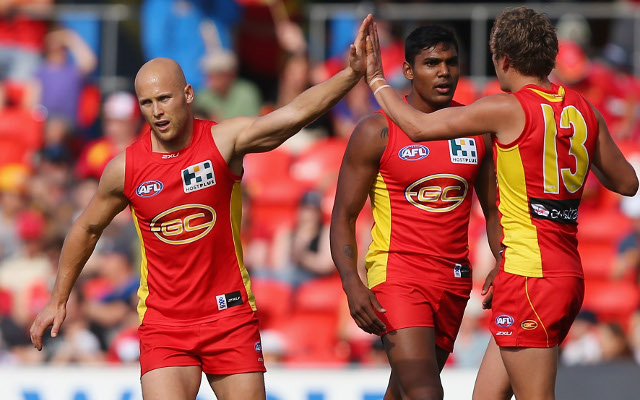 Adelaide Crows v Gold Coast Suns: watch live AFL TV streaming – Aussie rules match preview