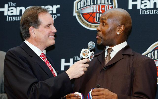 (Video) Gary Payton and Rick Pitino inducted into Basketball Hall of Fame