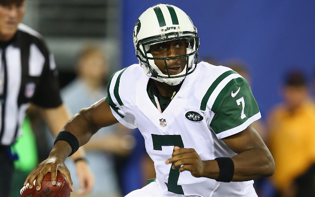 (Video) New York Jets QB drops F-bomb at heckling fans