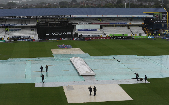 Rain threatens to washout first ODI between England and Australia