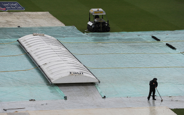 England v Australia ODI game is declared a wash out