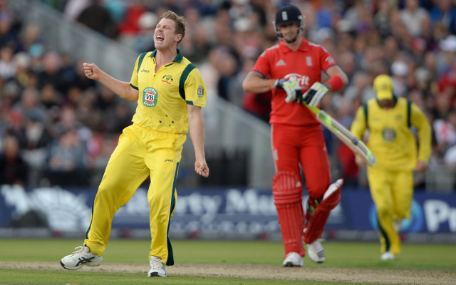 Australian cricket team confident of finishing English tour on a high