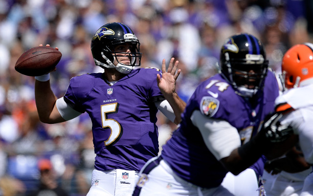 NFL Week 14: Baltimore Ravens def. Miami Dolphins, 28-13