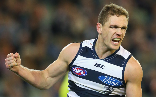 Joel Selwood injury: Geelong skipper cleared of broken hand, ready to face Sydney Swans