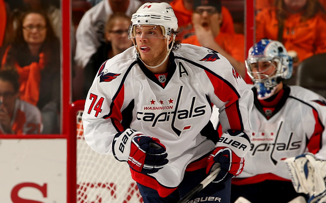 Washington Capitals to host outdoor NHL game in 2015