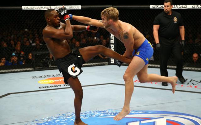 (Video) UFC 165: Jon Jones v Alexander Gustafsson: Phantom Cam