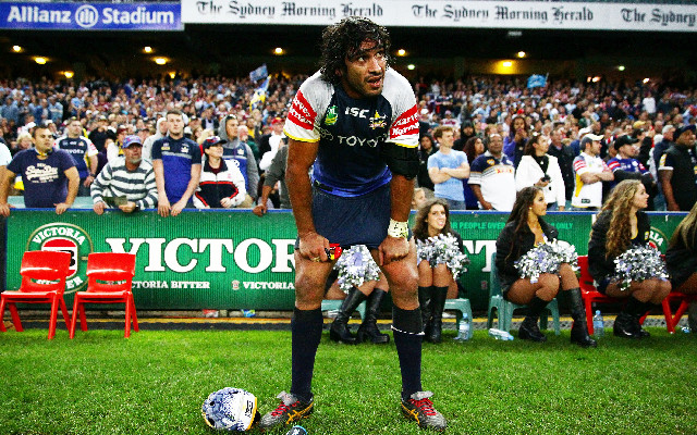 Johnathan Thurston says NRL biased towards Sydney clubs
